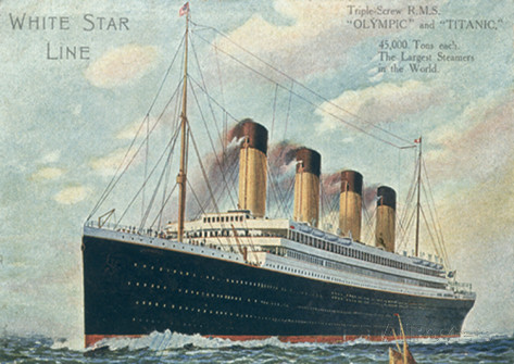 Vintage Titanic 47