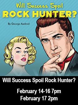 Will Success Spoil Rock Hunter