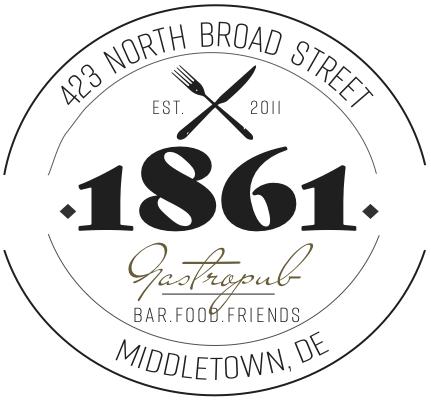 1861 Logo