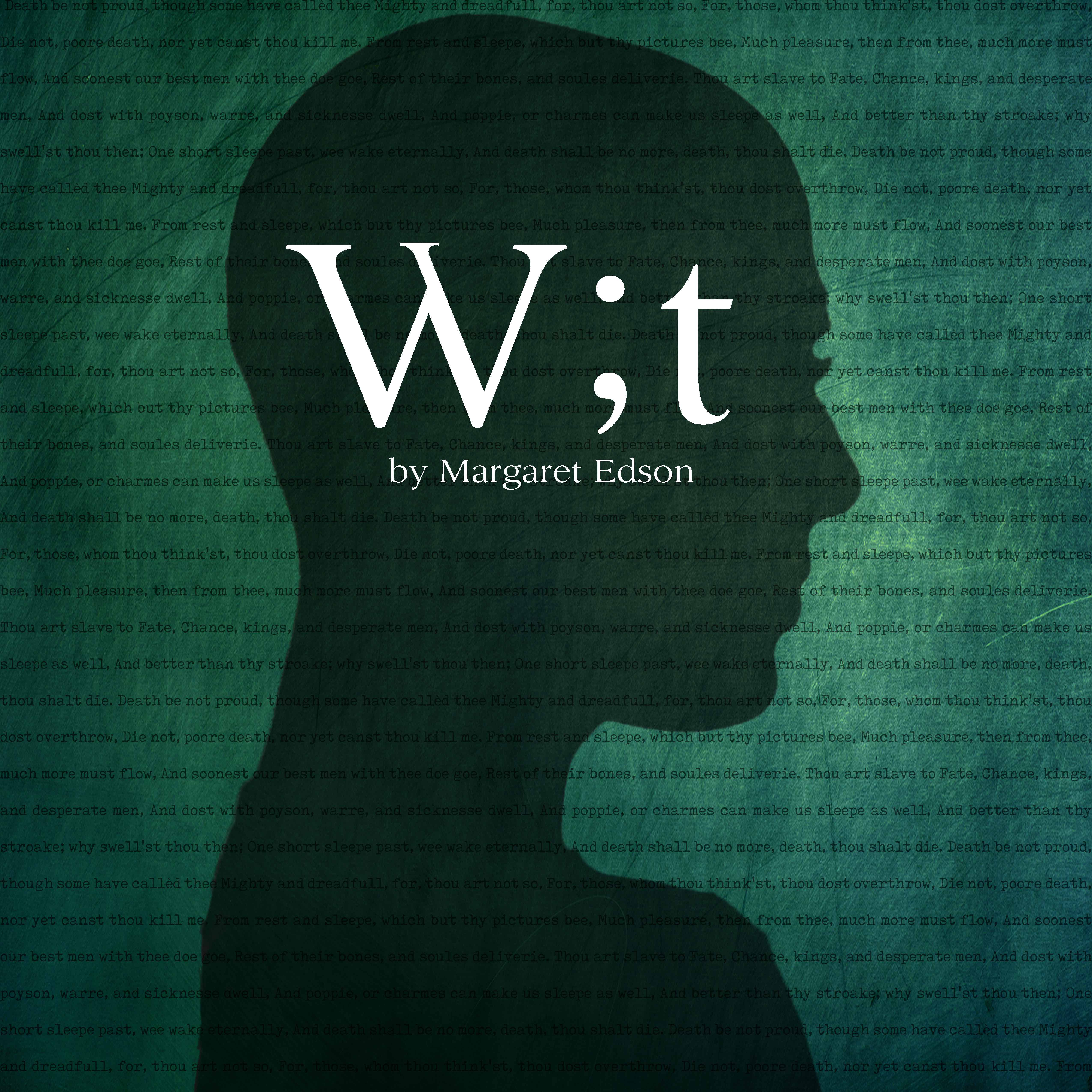 "the character of dr vivian bearing in the play wit wt by american playwright margaret edson Dani keil (""wt"" director): hey, kate, what are your takeaways about shaving your head to play vivian bearing in ""wt"" actresses are pretty protective of."
