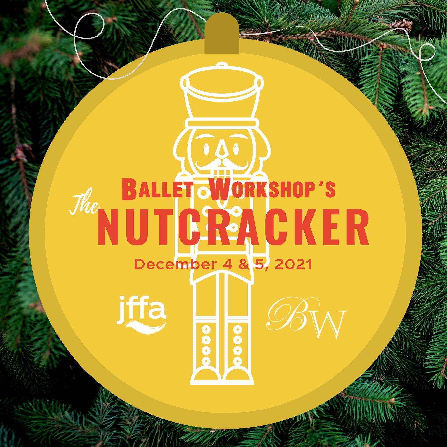 2021 Nutcracker Ornament