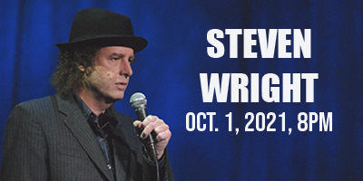 Steven Wright October 1, 2021