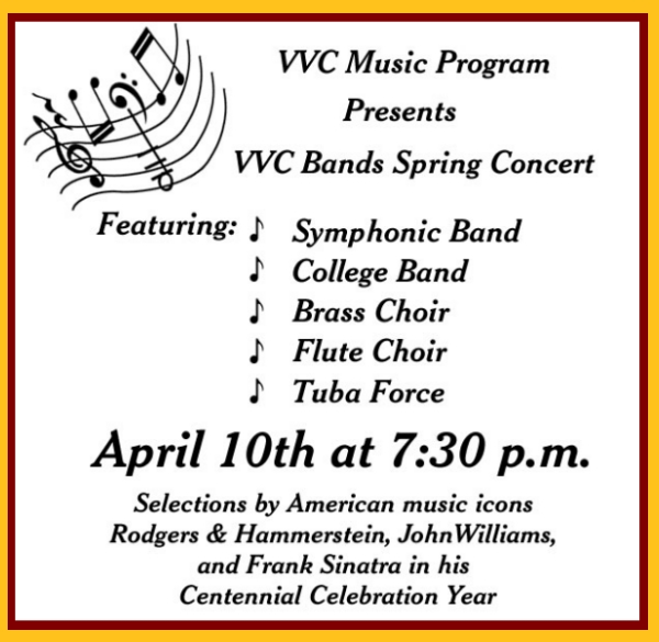 April Strings Concert