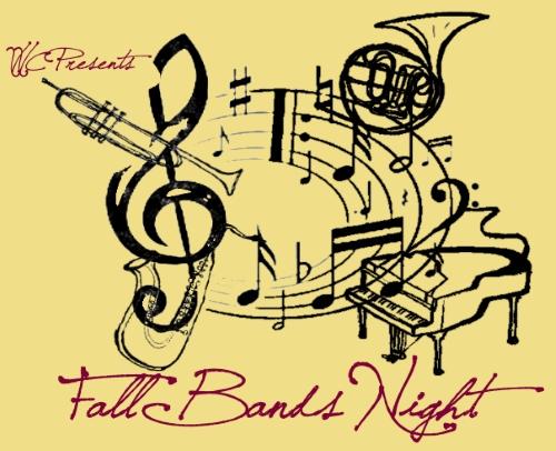 Fall Bands Night