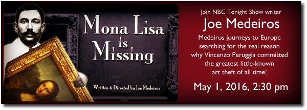 Mona Lisa is Missing