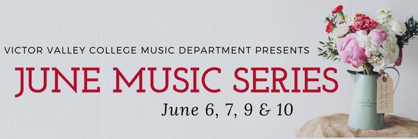 June 2016 Jazz Concert