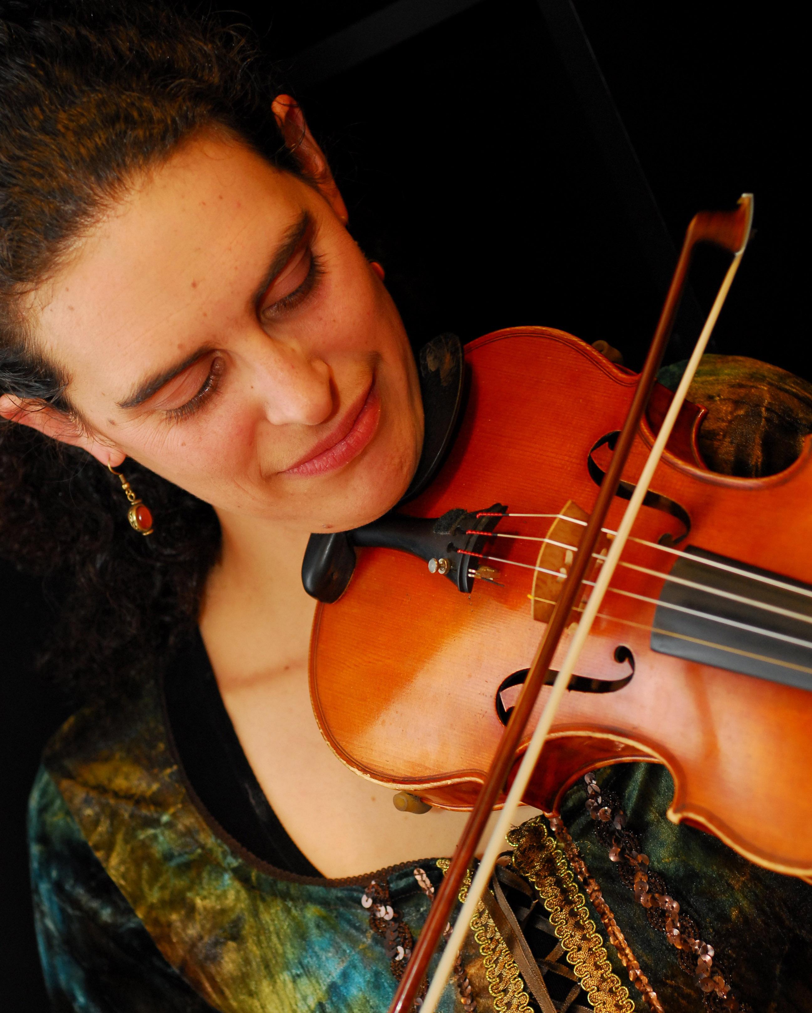Laura Risk: Fiddle tunes